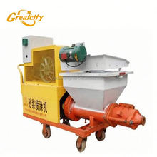 Wall cement sand mortar spray plaster machine for sale