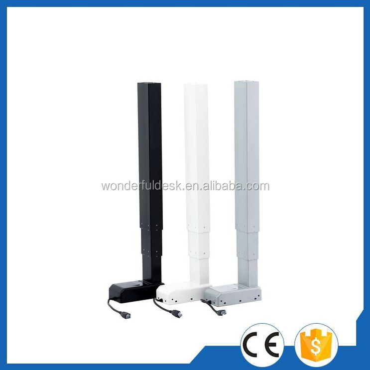 Top quality best selling manual lifting column