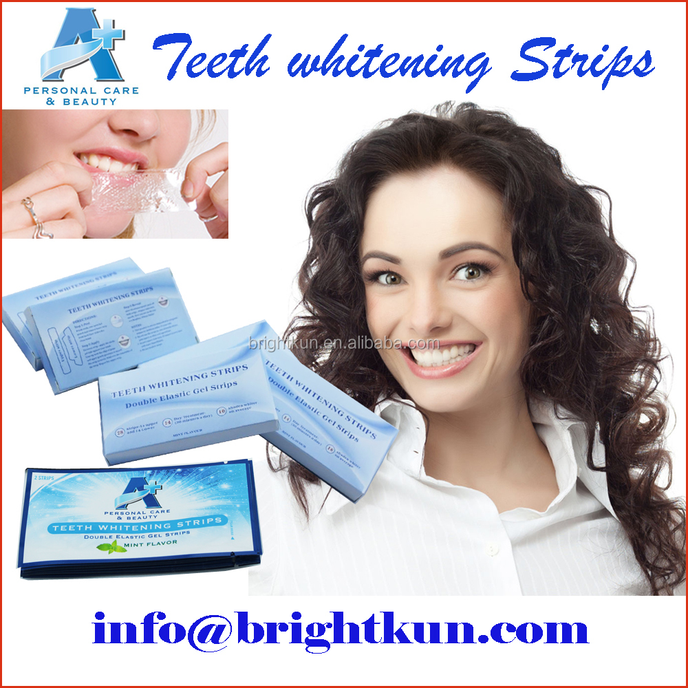 BKS022 oral hygiene 14pairs/box professional effects crest 3d whitestrips