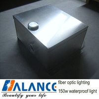 150 W Metal Halide waterproof light for outdoor or for swimming pool