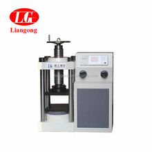 2000kN Digital Display Brick compressive strength testing machine + Compression tester YES-2000