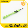 non magnetic phillips slotted T5 T6 0.8 screwdriver mobile phone disassemble tool