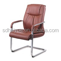 2017 Elegant Design Red Leather Office Chair, PU Conference Chair, Visitor Chair
