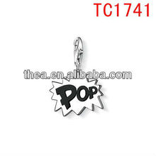 "TC1741 charm pendant ""pop""accessory design innovating product discount price"