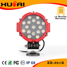 7 Inch 51w Led Work Light Flood Spot For 4x4 Off Road Use,4wd,Truck Light,Led Driving Light