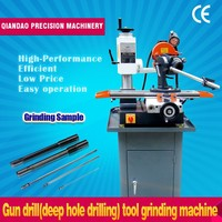 Gun drill deep hole drilling tool grinding machine GD-600 CE Certificate Universal Blade Cutter Knife Grinding Machine