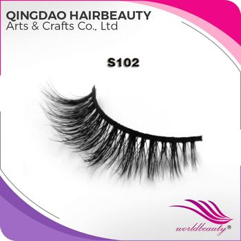Customerized Classical Mink Hair Eyelash