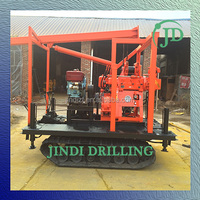 Crawler Type Drilling Rig For Water