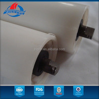 small plastic roller factory with fast delivery and credit insurance