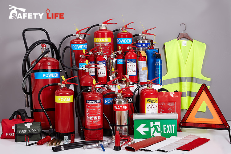 ISO certificated 6kg 9kg abc use powder fire extinguisher