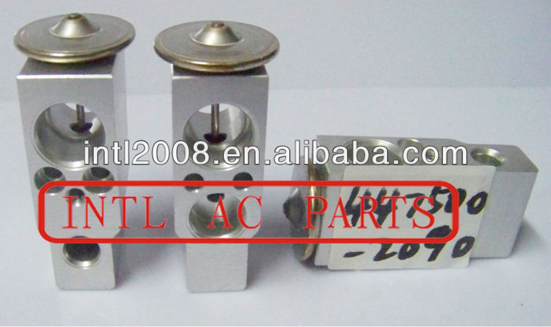 ac expansion block valve used for Toyota Vigo / Fortuner/ Innova/ Avanza/ New Previa/ Yaris/ Camry 2.0 2.4 3.5/ Vios 4475002090