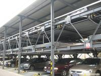 Psh4 lifting and sliding parking equipment mechanical car parking