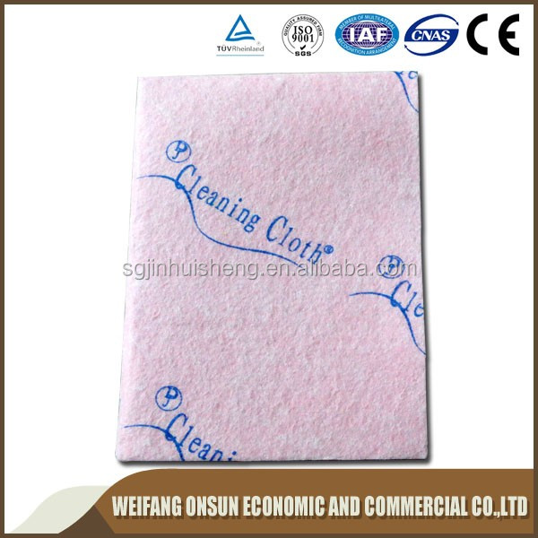 High Quality With Low Price Needle punch nonwoven fabric For PU/PVC Dry Process