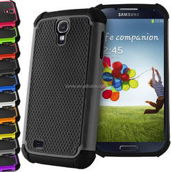 Real High Quality Shockproof Rugged Back Case For Samsung Galaxy S4
