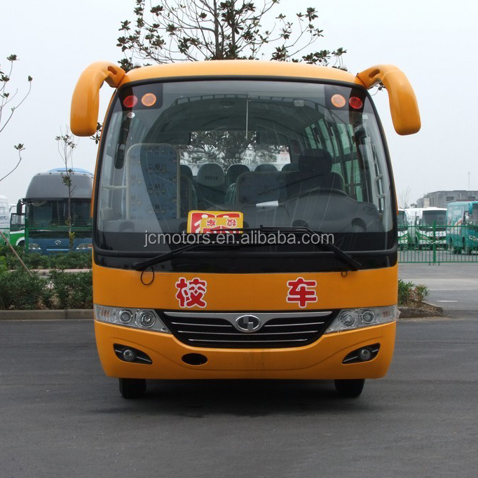 Hot selling 25 -29 seater China School Bus for sale