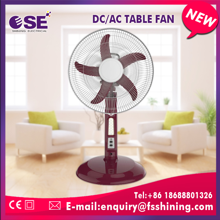 Factory wholesale good quality new model winding machine table fan