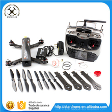 Kylin250 Carbon RTF RC Quadcopter 5.8Ghz With 800TVL HD Camera AT9 Controller