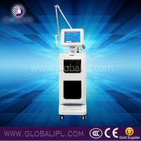 Tattoo removal skin rejuvenation ND yag laser high energy