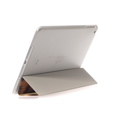 PU+PC protect case cover for ipad 2 3 4 Air Mini