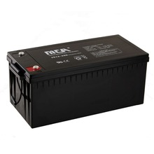 good quality 12V 200Ah UPS battery dry rechargeable MF battery