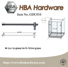 Glass Hardware Stainless Steel Door Clamp Glass Patch Fitting For Sale