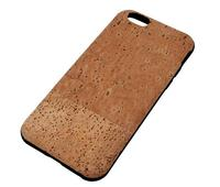 2016 new arrival wood cork case for cell phone cover leather for iphone 6