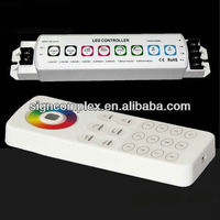 LED Rechargable RGB Touch Remote Controller