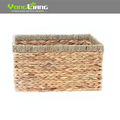 House Storage Basket Natural Materials Water Hyacinth Storage Basket