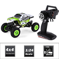 kids love toys cool PVC shell 1:24 off road hsp rc buggy with 4wd