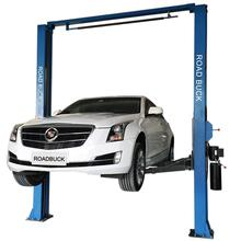 RoadBuck cheap 4000kg hydraulic 2 two post car lift garage equipment for car repair wash for sale