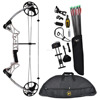 Topoint Archery Compound Bow M1,Completely Package,320FPS,AXLE-AXLE 28""