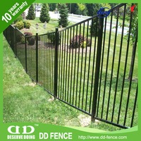 Steel Panel Fencing Nice Fences Home