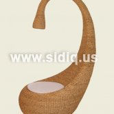 SAR0024-Rattan furniture rattan sofa set sofa furniture