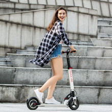 INOKIM MYWAY Stand up multi colors 2 wheels foldable electric scooter for adults