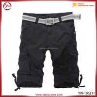 Wholesale factory best quality cargo shorts