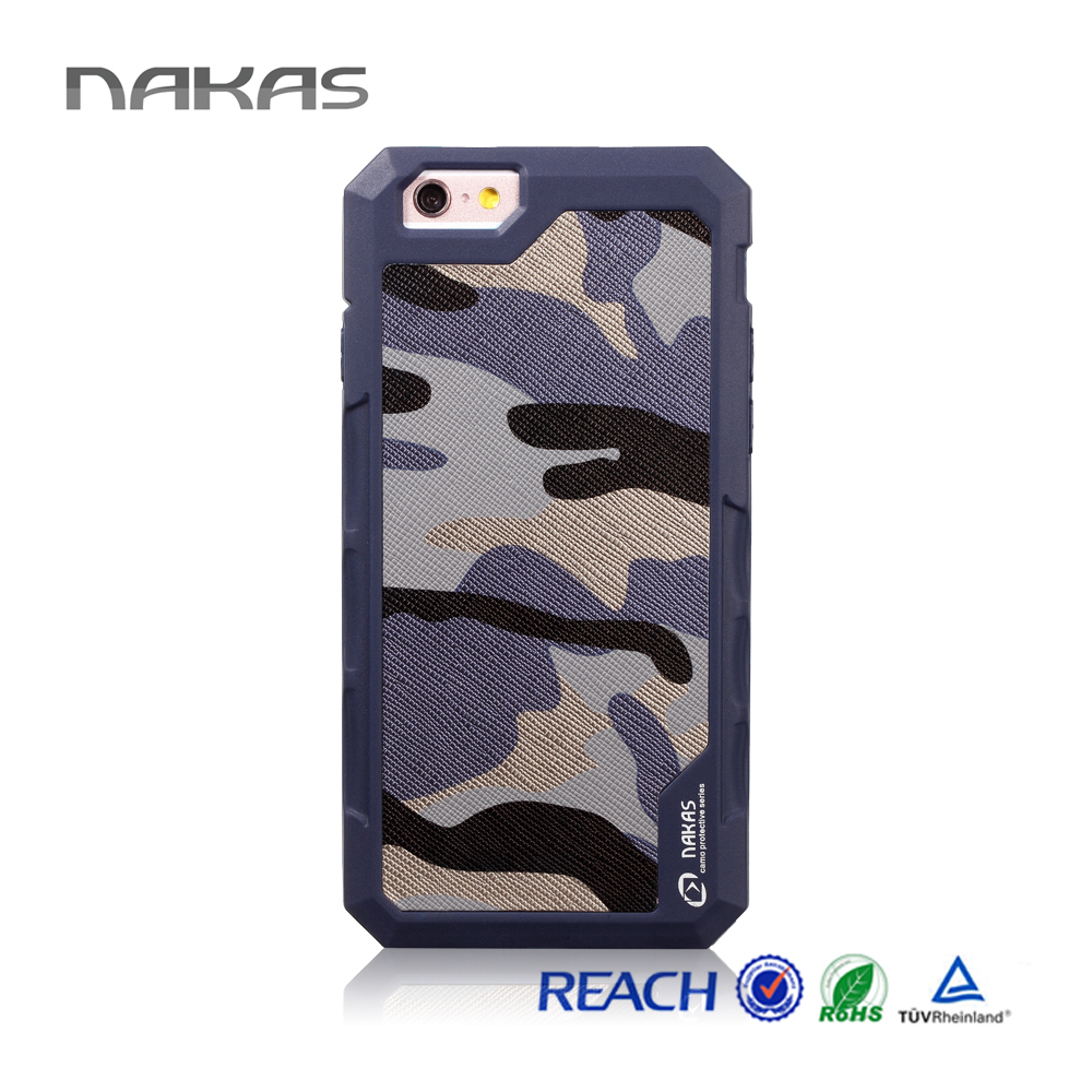 Anti-scratch and shockproof for iphone 6 armor case