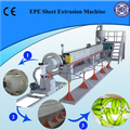 expanded epe foam sheet machine epe foam sheet making machine from Longkou Fuchang