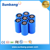 deep cycle rechargeable 3.2v 1500mah lifepo4 cell 18650 from factory