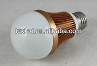 80% electrisity saving, plug retrofit, durable 5w E27 led bulb