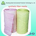 Best quality hot selling OEM synthetc fiber airfilter media for a roll