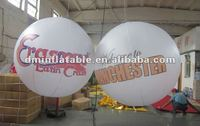 2012 New Brand Party Decoration/Club Supplies/Event Inflatable LED illuminated Ball