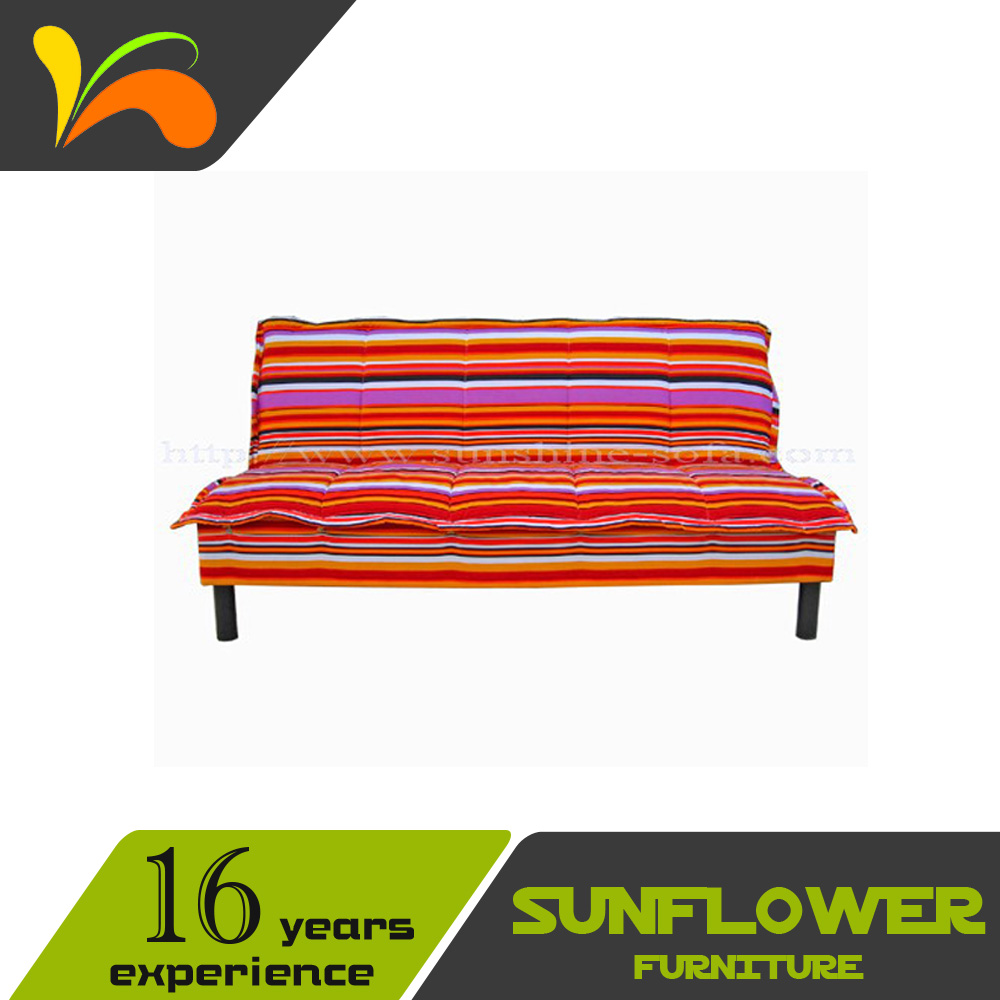 Hot selling cheap sofa bed practical folding sofa bed / sofa cum bed