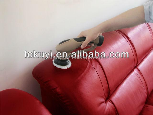 elektrische leder polierb rste elektrischen schuhputzer leder sofa reiniger und polierer. Black Bedroom Furniture Sets. Home Design Ideas