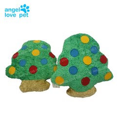 Christmas Tree Dog Plush Toy