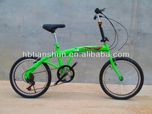 "cheap 6 speed 20"" folding bike--- factory"
