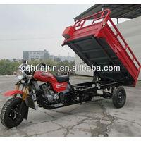 China three wheel motorcycle tricycle/ cargo van