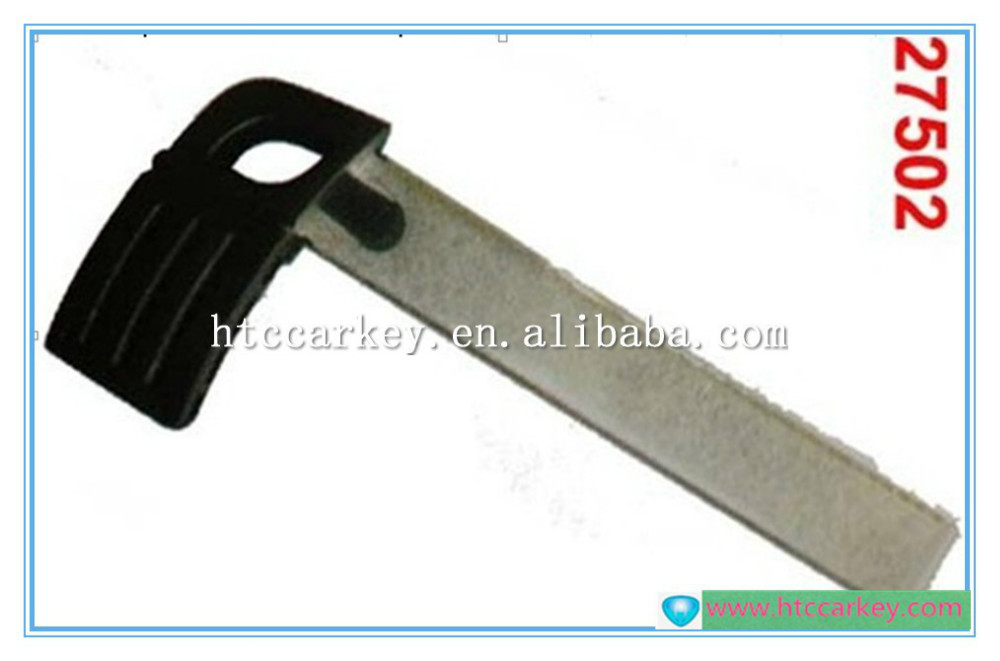 auto key smart key blade for bmw key case