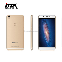 Latest OEM ODM mobile phones 4G Lte 5inch FHD 1920*1080 IPS metal frame OS 7.0 android smartphones with GMS certificate MTK6737