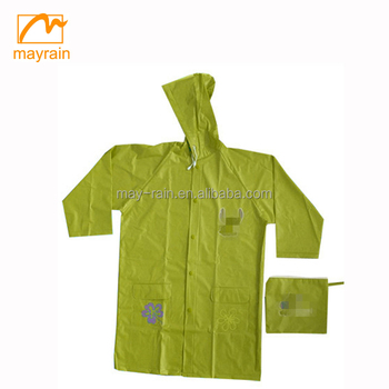 wholesale 2017 fashion cartoon children's raincoat