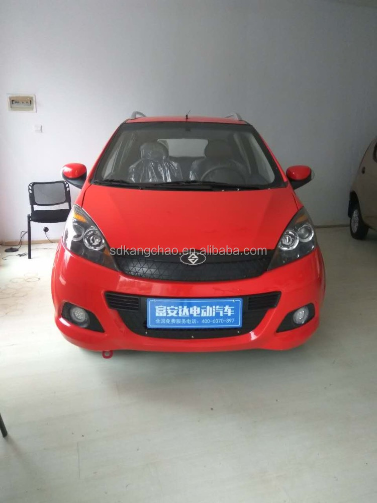 electric car with low price Made in China